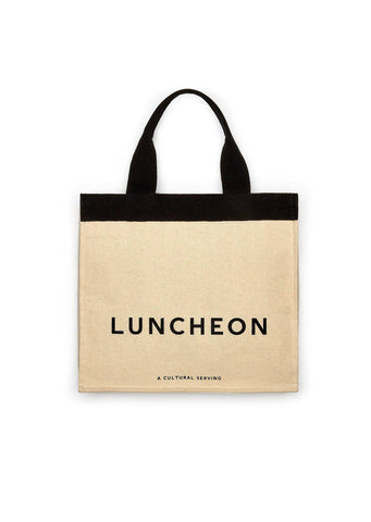 Luncheon Tote Bag-Boutique Mags