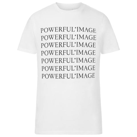 Made Thought - POWERFUL IMAGE T-Shirt-Boutique Mags