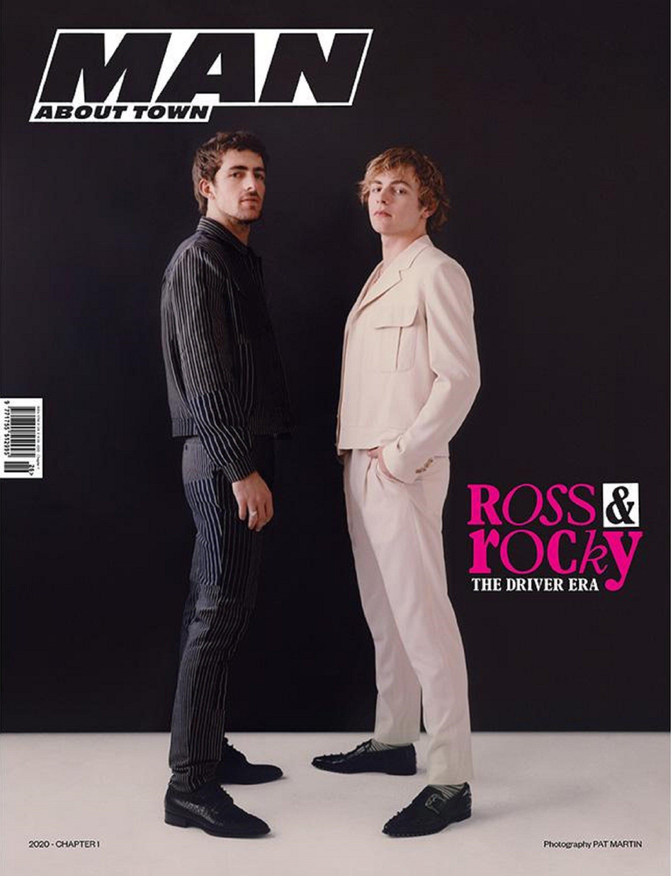 Man About Town-Boutique Mags
