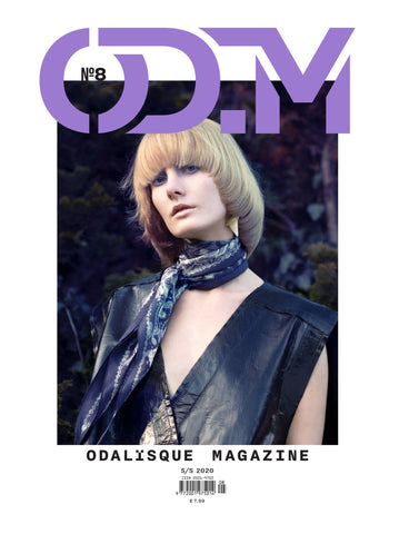 Odalisque Magazine-Boutique Mags