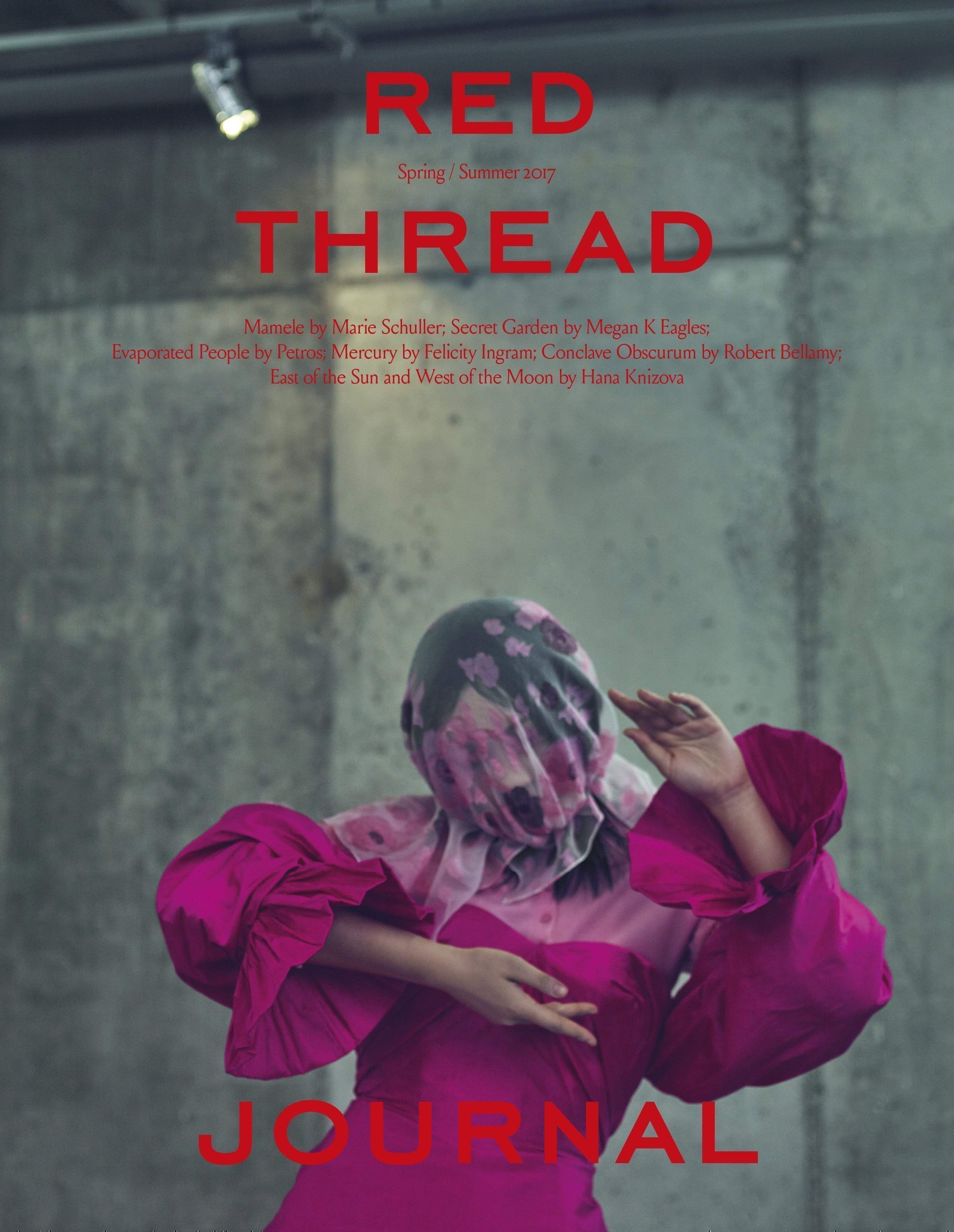 Red Thread Journal-Boutique Mags