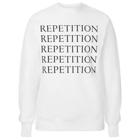 Sweatshirt-REPETITION-Boutique Mags