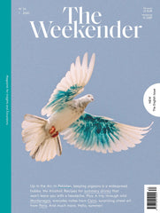 The Weekender Magazine-Boutique Mags