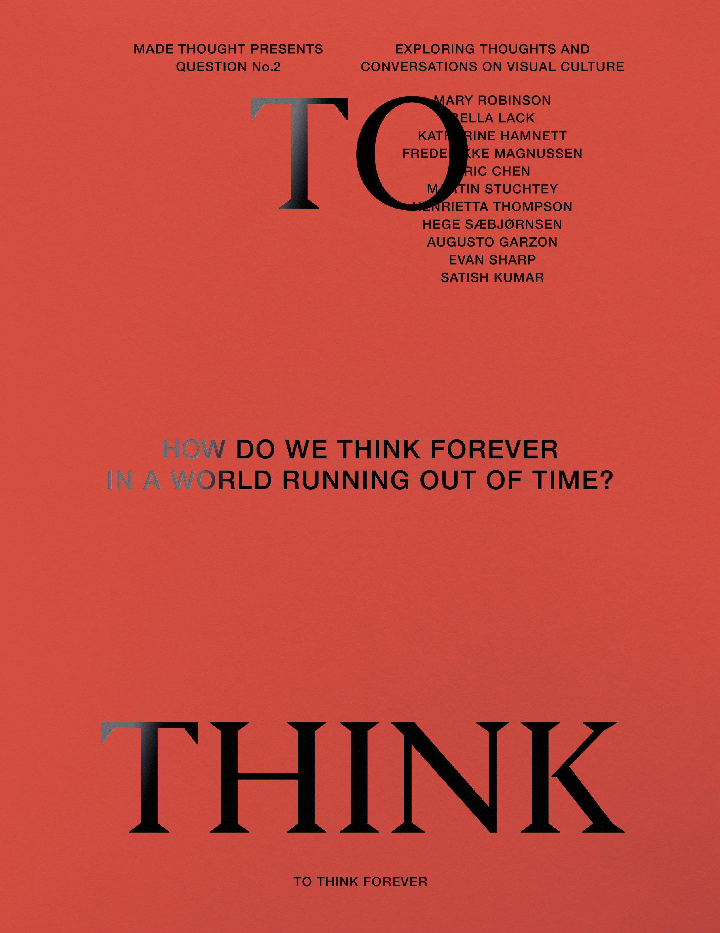 To Think-Boutique Mags