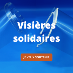 CROWDFUNDING : VISIÈRES SOLIDAIRES