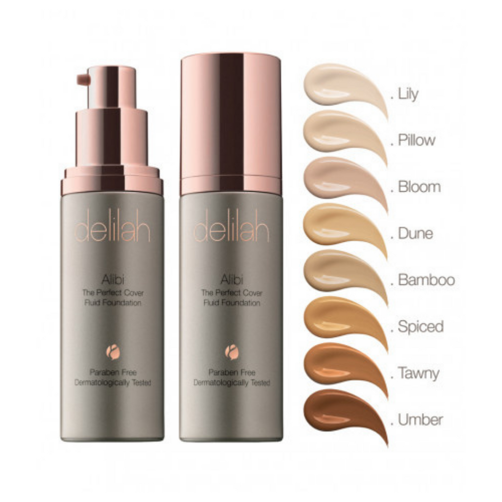 HOW TO PICK THE CORRECT FOUNDATION SHADE