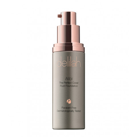 Delilah Alibi Fluid Foundation