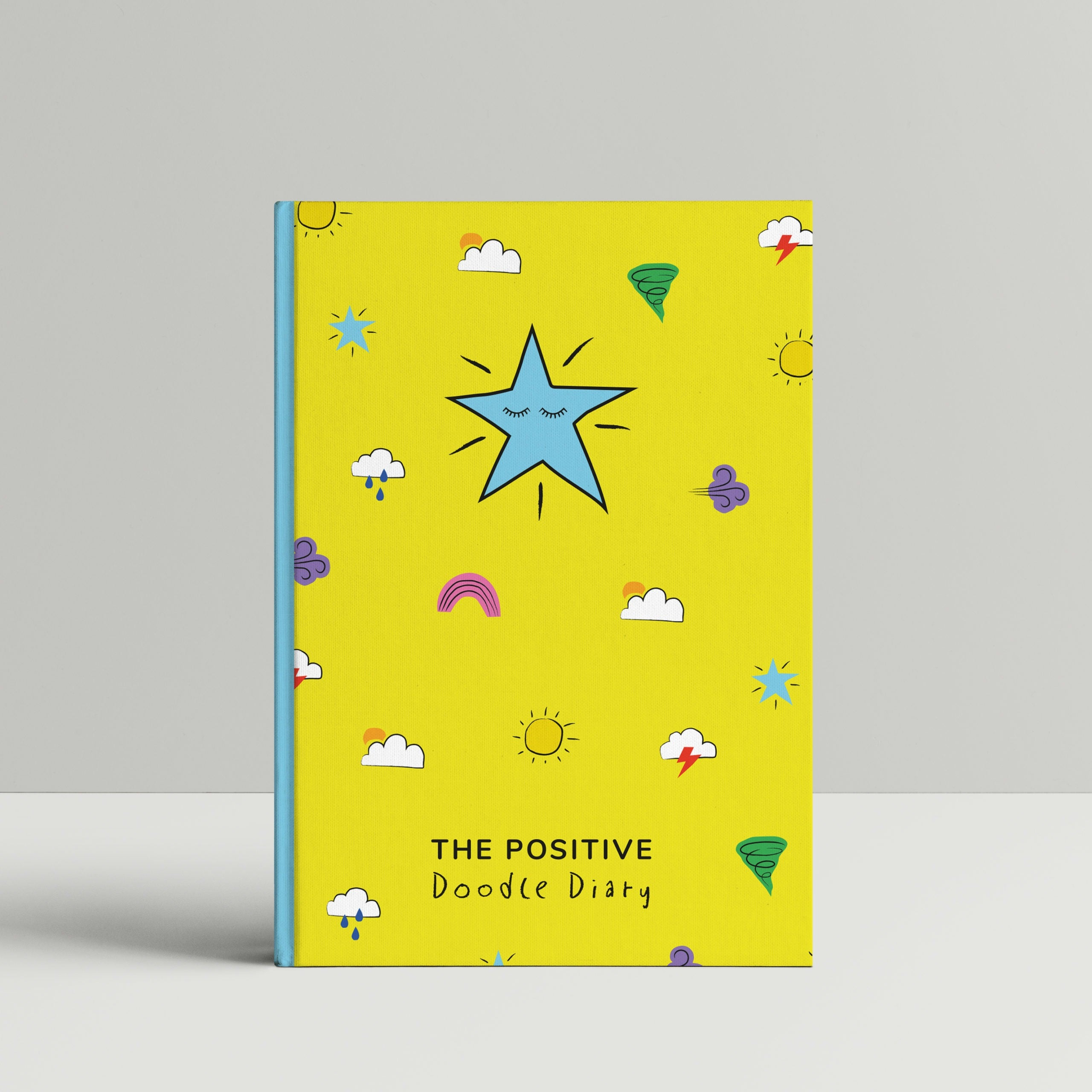 The Positive Doodle Diary for Kids