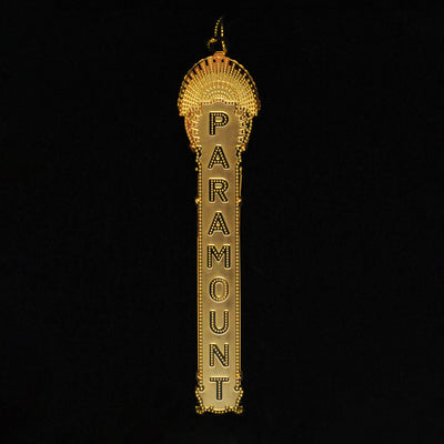 Paramount Blade Ornament