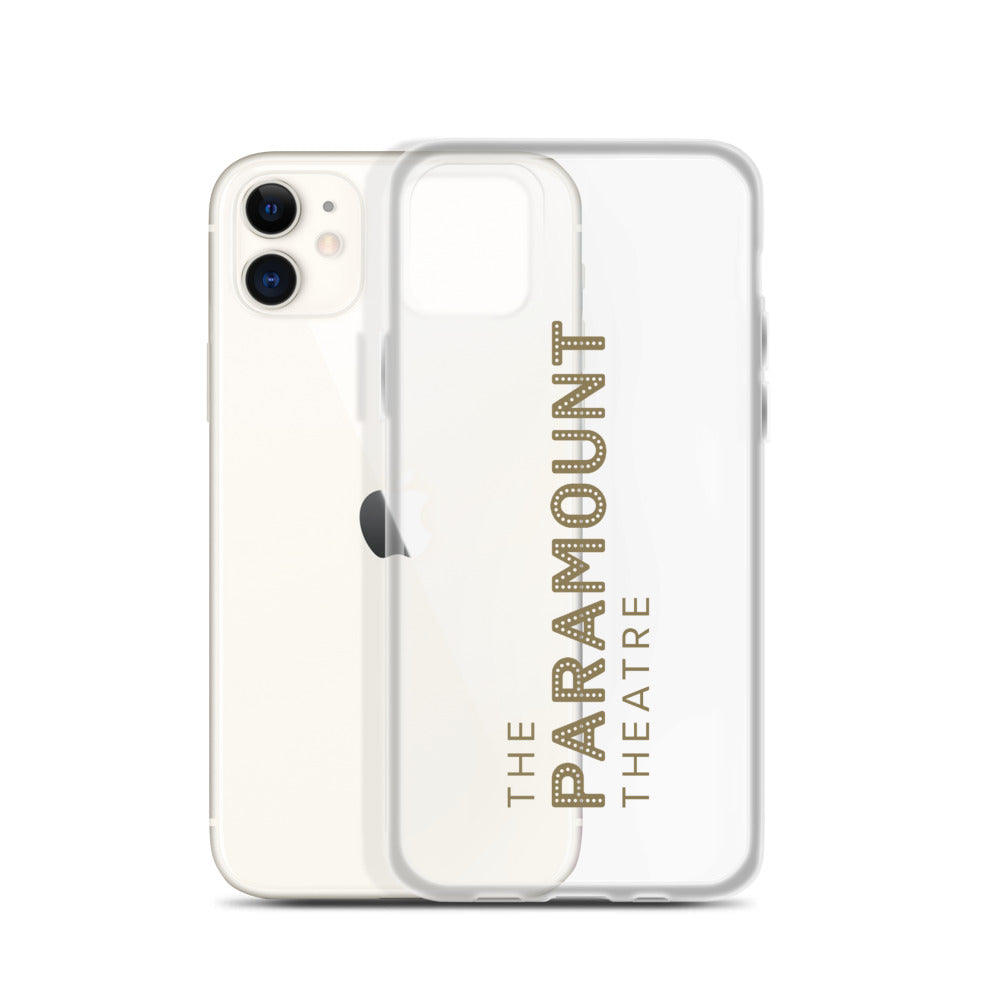 The Paramount Theatre iPhone Case