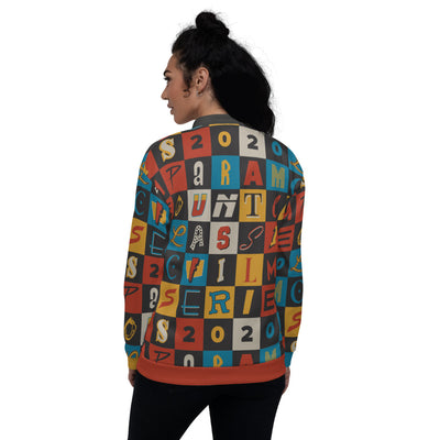 2020 Paramount Classic Film Series (Color) Unisex Bomber Jacket
