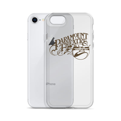 Vintage Logo iPhone Case