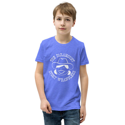 Story Wranglers Kids T-Shirt (with girl logo)