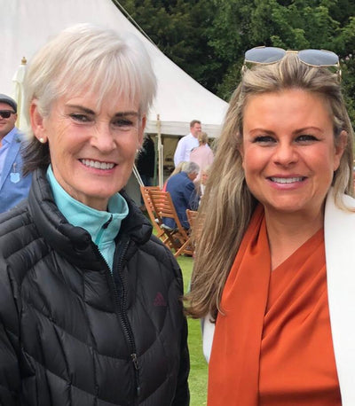 Judy Murray x The Dress Shop Sunday the 7th June @ 7pm instagram live