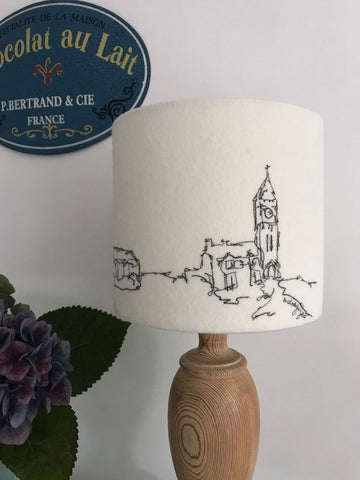 Porthleven Lampshade