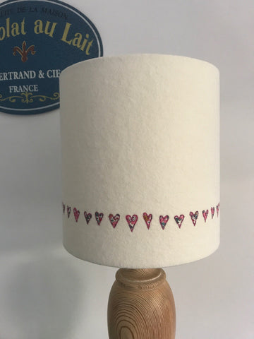 Heart Lampshade