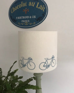 Bicycle Lampshade