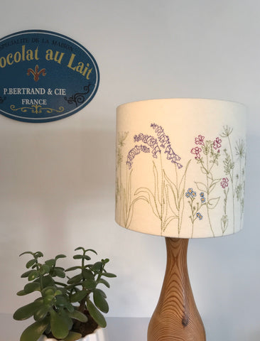 Cornish Hedgerow Lampshade