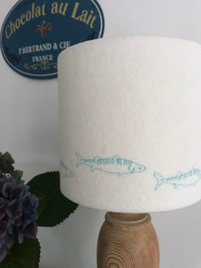 Mackerel Lampshade
