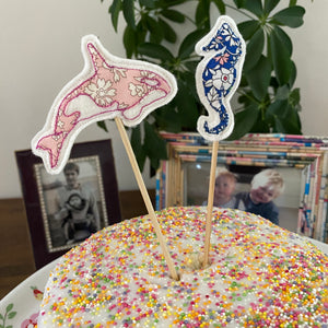Animal Decoration Cake Topper