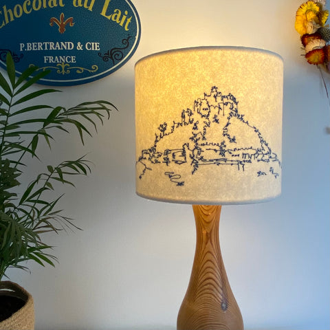 St Michael's Mount Lampshade