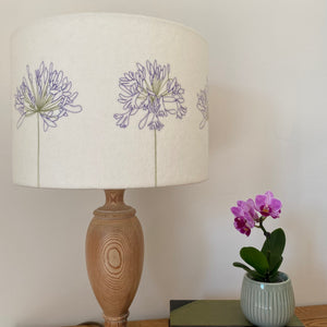 Agapanthus 'seconds' lampshade