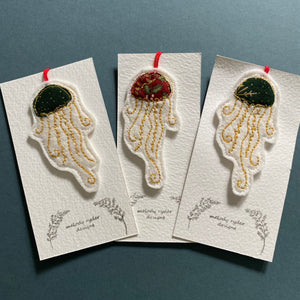 Jellyfish Christmas Decoration