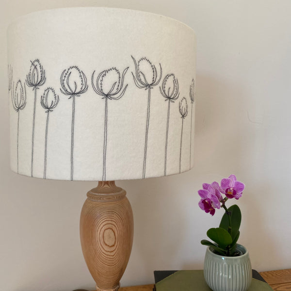 Teasel 'seconds' Lampshade