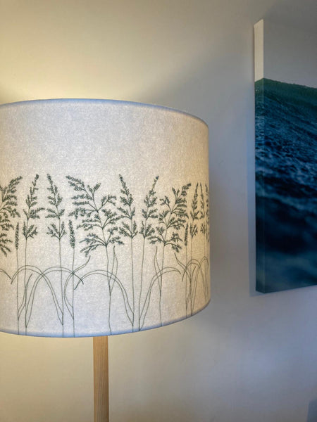 Grass Lampshade