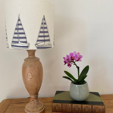 Sailing Boat 'seconds' Lampshade