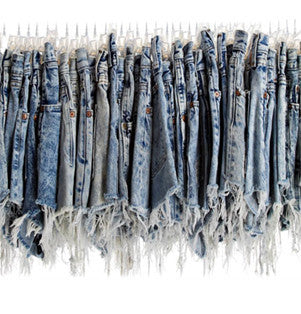 Mystery Denim Cutoffs