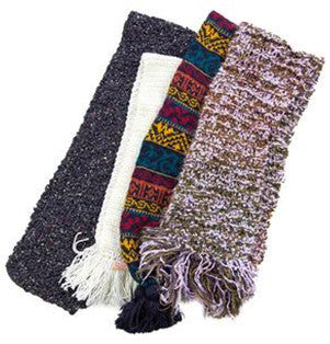 Mystery Winter Scarf