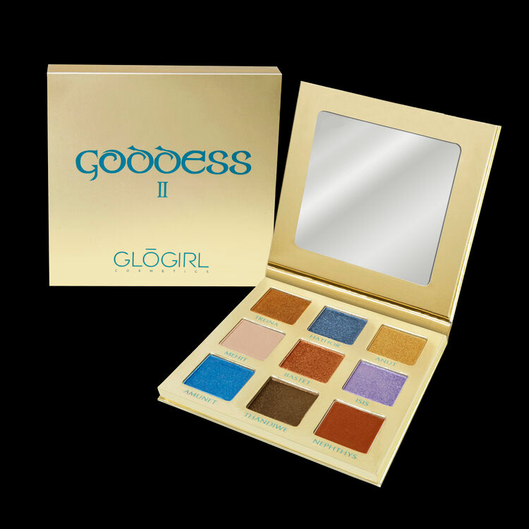 Goddess II Eyeshadow Palette