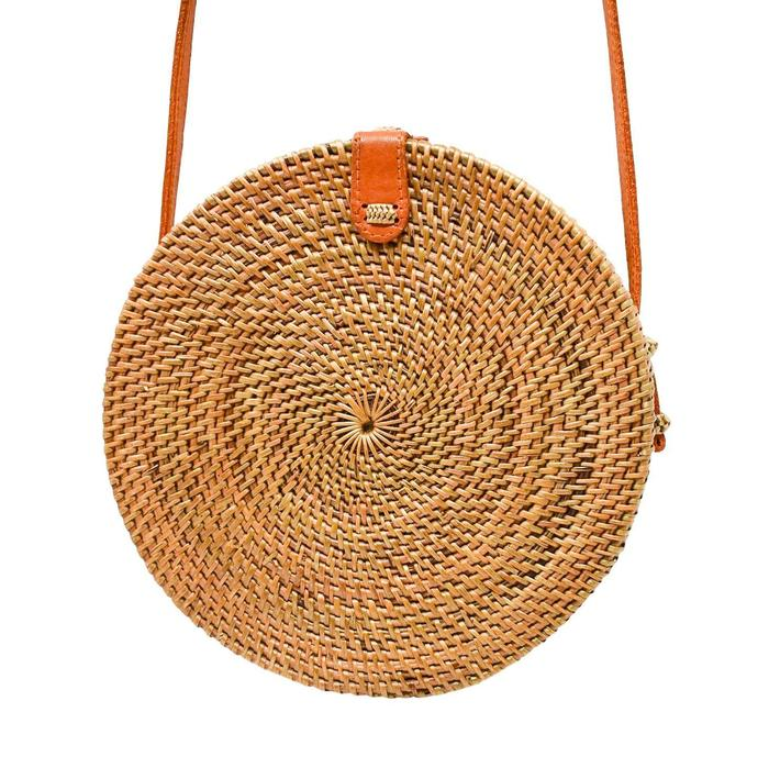 Camilla Circle Shoulder Bag