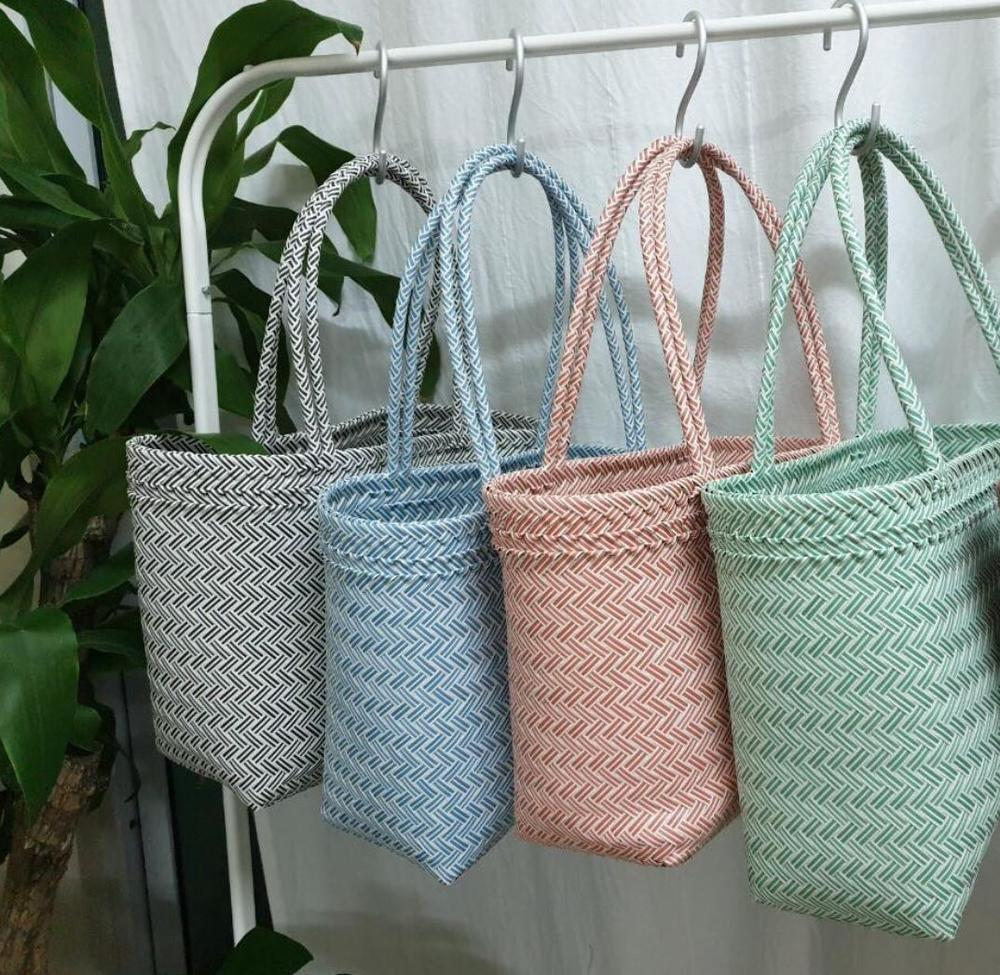 Pastel Maisy Tote Bag