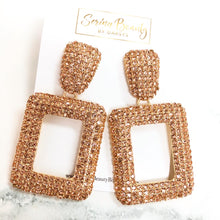 Load image into Gallery viewer, Rose Gold Bling