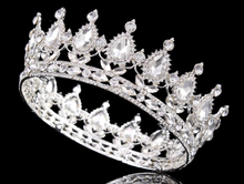 Load image into Gallery viewer, The Gaby Crown in Silver