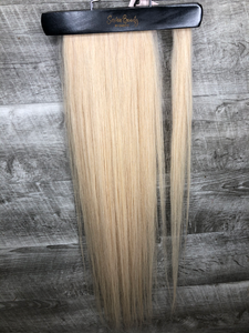 Human Hair Ponytail in Blonde (#16)