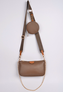 CrossBody Brown Bag