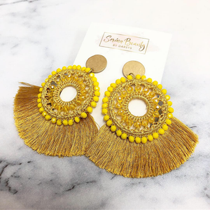 Amarillo Earrings