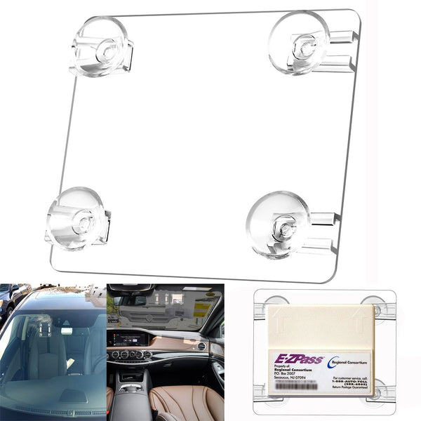 Car Styling MINI EZ-Pass Clip Electronic Toll Tag