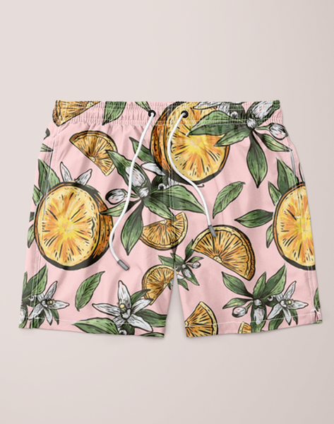 Lemon Thought Shorts
