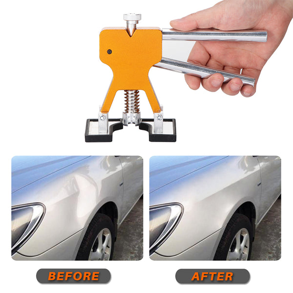 Dent Repair Puller Tabs Glue Removal Tool Kit