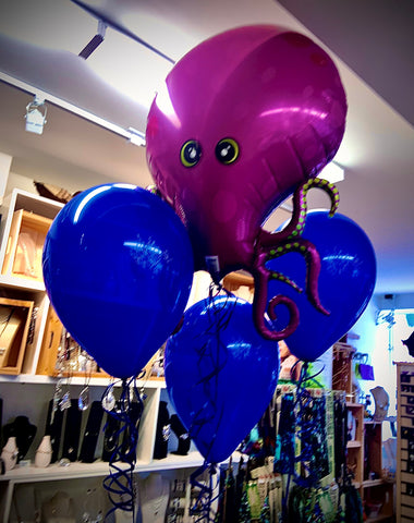Balloons - Octopus - fun