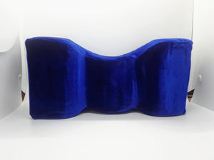 Stretch Velvet Royal Blue