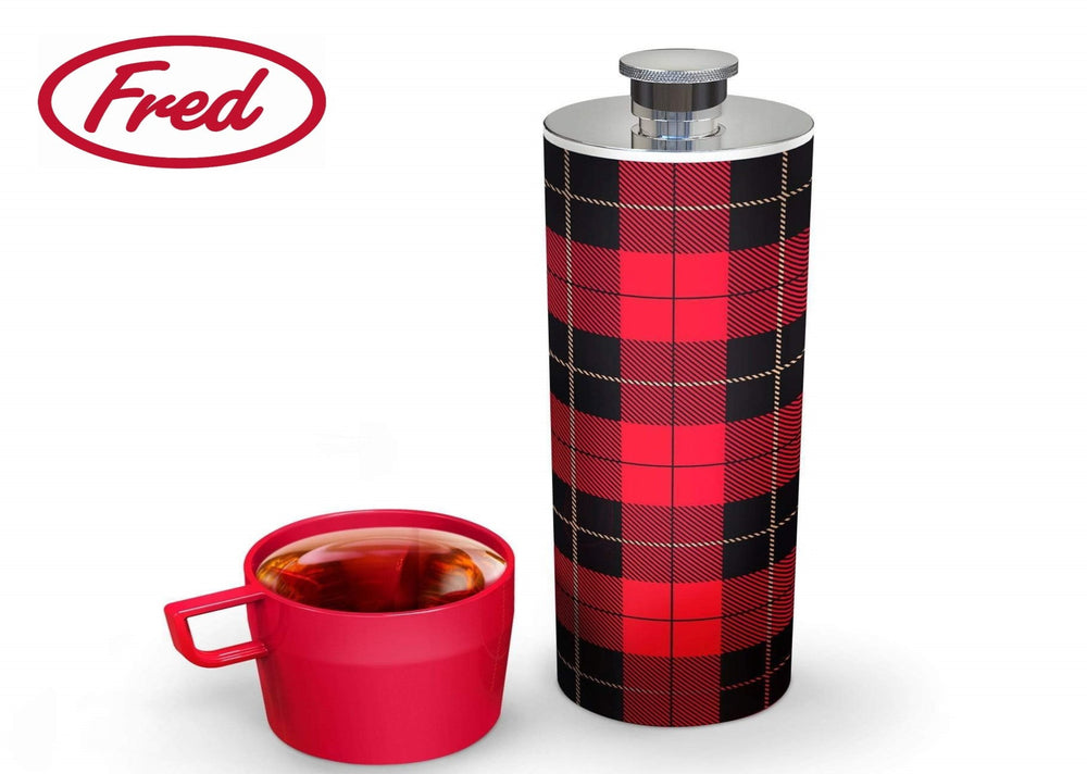 FRED PICNIC FLASK _ Thermos FUN KITCHEN