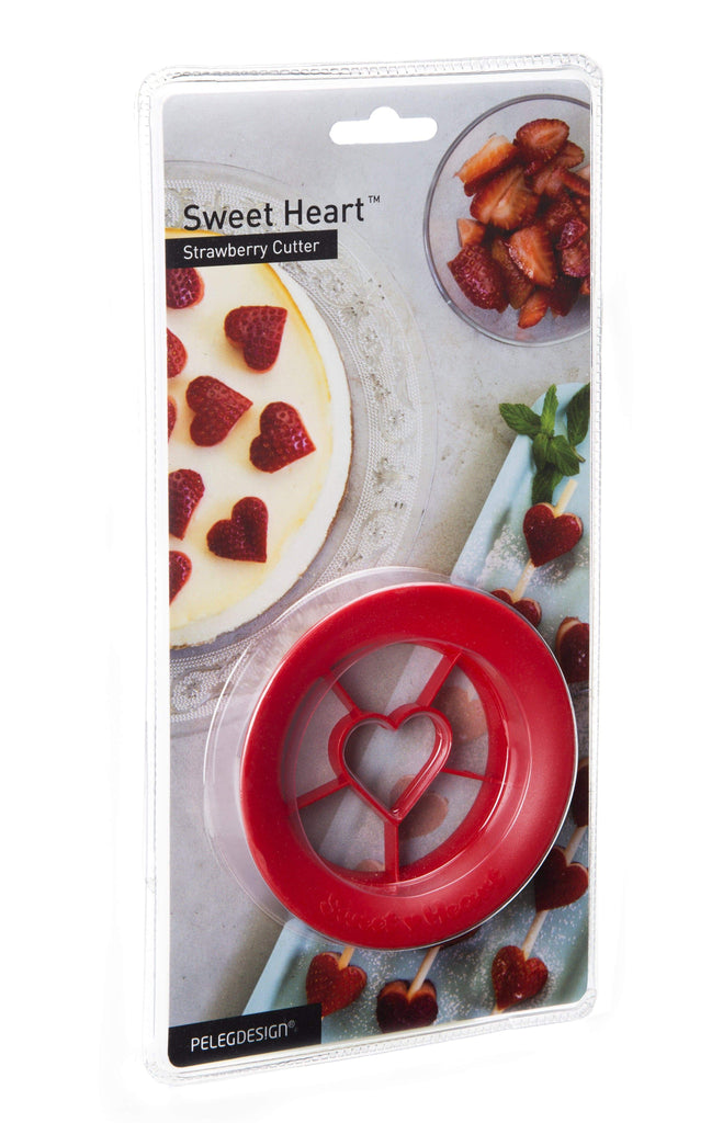PELEG DESIGN SWEET HEART - Formina Cuore FUN KITCHEN