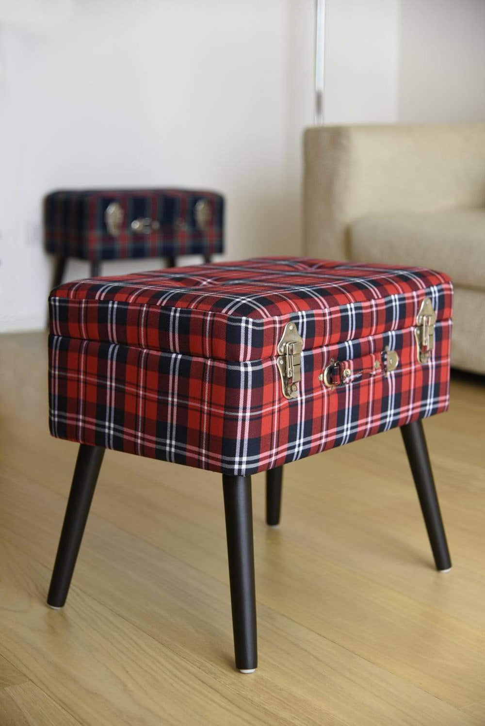 Pusher Store BAULETTO - Pouf