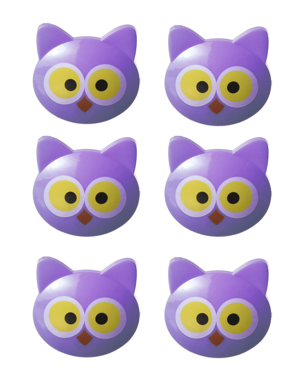 Pusher Store CLIPS - SET 6 Owl