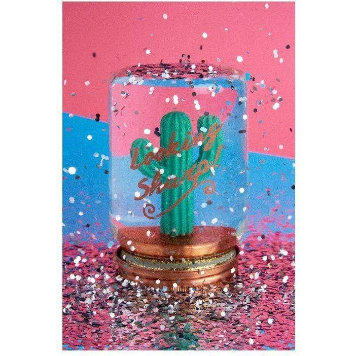 Pusher Store JAR SNOWGLOBE